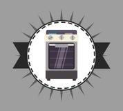 Projeto do aparelho eletrodoméstico Fotografia de Stock