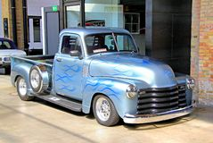 Projeto do avanço de Chevrolet Foto de Stock