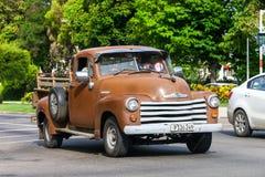 Projeto do avanço de Chevrolet fotos de stock royalty free