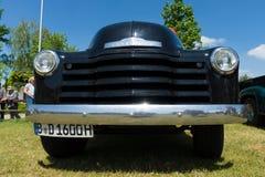 Projeto do avanço de Chevrolet do camionete fotografia de stock royalty free