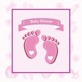 Projeto do bebê Fotos de Stock