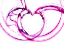 Projeto 024 do coração Imagens de Stock