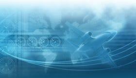 Projeto do curso e de negócio Imagens de Stock