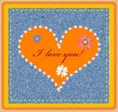 Projeto do dia dos Valentim Foto de Stock