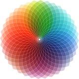 Projeto do espectro Foto de Stock Royalty Free