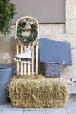 Projeto do feriado do Natal Fotos de Stock Royalty Free