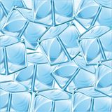 Projeto do gelo Foto de Stock Royalty Free