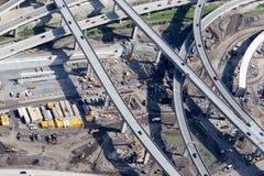 Projeto do intercâmbio de Montreal Turcot Imagens de Stock