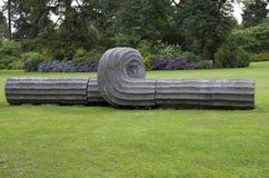 Projeto do jardim fotografia de stock