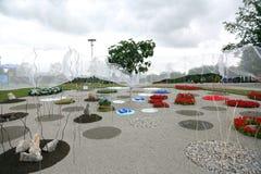 Projeto do jardim imagem de stock royalty free