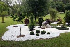 Projeto do jardim imagens de stock royalty free