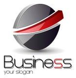 Projeto do logotipo Fotografia de Stock