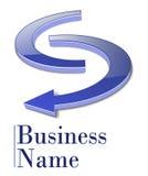 Projeto do logotipo Imagem de Stock Royalty Free