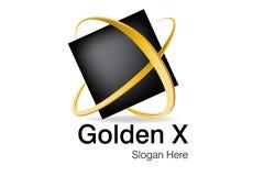 Projeto do logotipo do negócio Imagens de Stock