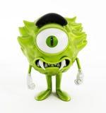 Projeto do monstro no estilo dos desenhos animados Imagens de Stock Royalty Free