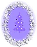 Projeto do Natal e do ano novo Imagem de Stock