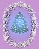 Projeto do Natal e do ano novo Fotografia de Stock Royalty Free