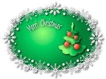 Projeto do Natal e do ano novo Foto de Stock Royalty Free