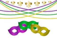 Projeto do partido do carnaval do carnaval ilustração royalty free