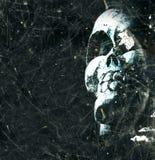Projeto do poster de Halloween ilustração stock
