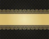 Projeto do quadro do molde para o cartão ilustração royalty free