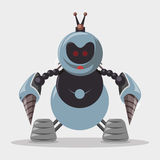 Projeto do robô Fotos de Stock Royalty Free