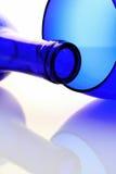 Projeto do sumário dos produtos vidreiros do vinho Fotos de Stock