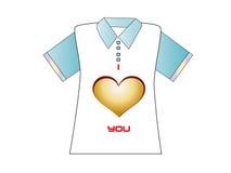 Projeto do t-shirt para você Ilustração do Vetor