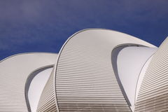 Projeto do telhado Imagem de Stock