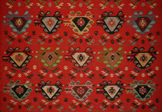 Projeto do teste padrão de matéria têxtil Fotografia de Stock Royalty Free