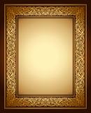 Projeto do teste padrão do vetor, tela floral, fundo geométrico, Crea Fotos de Stock Royalty Free