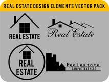 Projeto dos bens imobiliários Fotos de Stock
