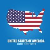 Projeto dos EUA Imagem de Stock Royalty Free