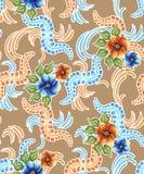 Projeto e floral bonitos Fotografia de Stock Royalty Free
