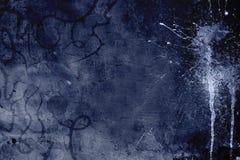 Projeto escuro do poster do estilo Fotos de Stock Royalty Free