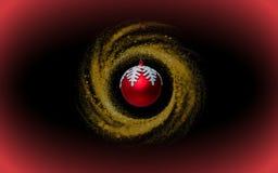 Projeto especial da ilustração do Natal ilustração do vetor