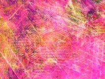 Projeto fantástico do fractal Fotografia de Stock