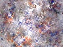 Projeto fantástico do fractal Fotografia de Stock Royalty Free