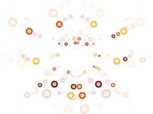 Projeto floral creativo abstrato ilustração do vetor