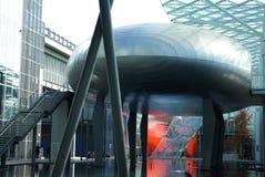 Projeto futurista Fotografia de Stock