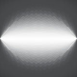 Projeto futurista cinzento e branco abstrato do fundo Foto de Stock Royalty Free