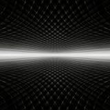Projeto futurista cinzento e branco abstrato do fundo Imagens de Stock