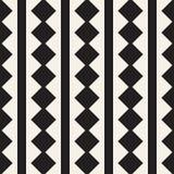 Projeto geométrico de superfície sem emenda Repetindo o fundo do ornamento das telhas O vetor dá forma ao teste padrão ilustração royalty free