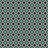Projeto geométrico sem emenda do teste padrão do diamante fotos de stock royalty free