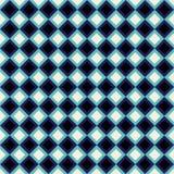 Projeto geométrico sem emenda do teste padrão do diamante foto de stock royalty free