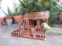 Projeto Home Foto de Stock Royalty Free