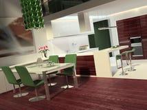Projeto interior Imagem de Stock