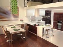 Projeto interior Imagens de Stock Royalty Free