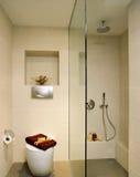 Projeto interior - banheiro Fotografia de Stock