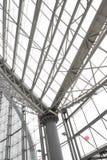 Projeto interior da estrutura de edifício Fotografia de Stock Royalty Free